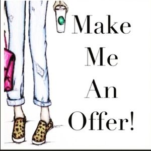 💕reasonable offers accepted💕